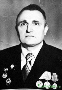 Сергей Михайлович Куликов