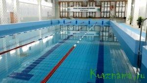 Обновленный фабричный бассейн