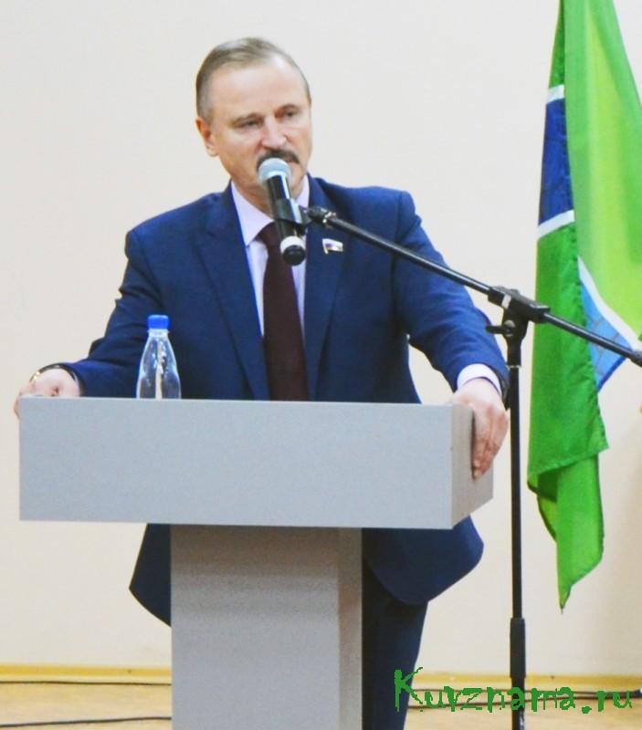 Сергей Веремеенко с рабочим визитом в Кувшинове