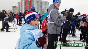 Кувшиновцы на «Лыжне России-2019»