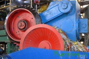Новые этапы в модернизации бумажного цеха Каменской БКФ