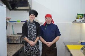 Дмитрий Кабыш и Денис Котин
