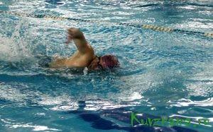 Соревнования по плаванию на кубок Каменской БКФ