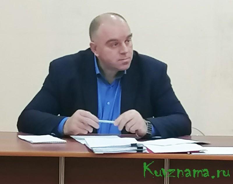 На очередной сессии районных депутатов