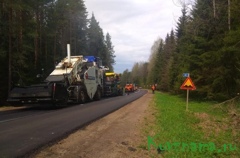 Более 20,44 км автодороги Осташков – Селижарово – Ржев в Тверской области отремонтируют в 2021 году по национальному проекту