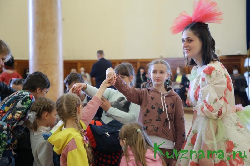 В Тверской области многодетные семьи и воспитанники детских учреждений стали гостями праздника, посвящённого Международному дню защиты детей