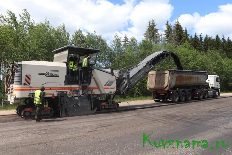 25 км автодороги Вышний Волочек – Есеновичи – Кувшиново отремонтируют по национальному проекту в Тверской области в 2021 году