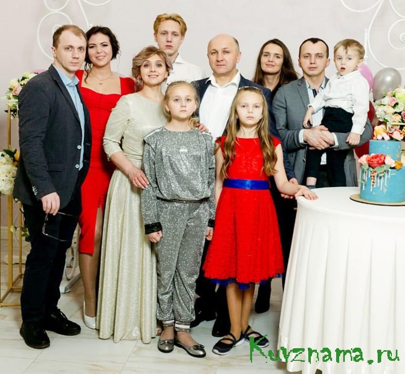 Их семья – пример для многих!