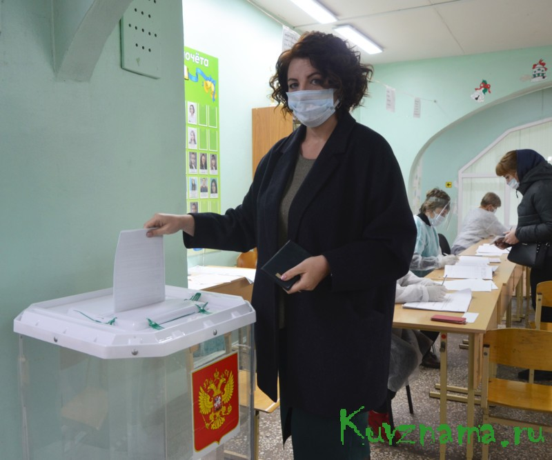 Первый день голосования
