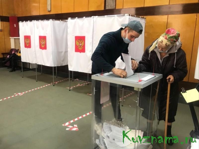Второй день выборов продолжается