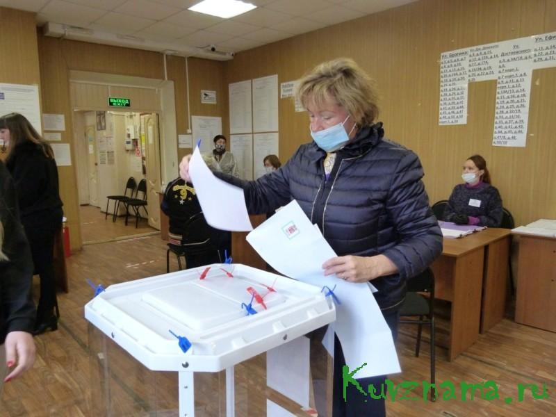 Главный врач Центра им. В.П. Аваева Каринэ Конюхова: голосую за тех людей, которых знаю, вижу их реальные дела и результаты работы