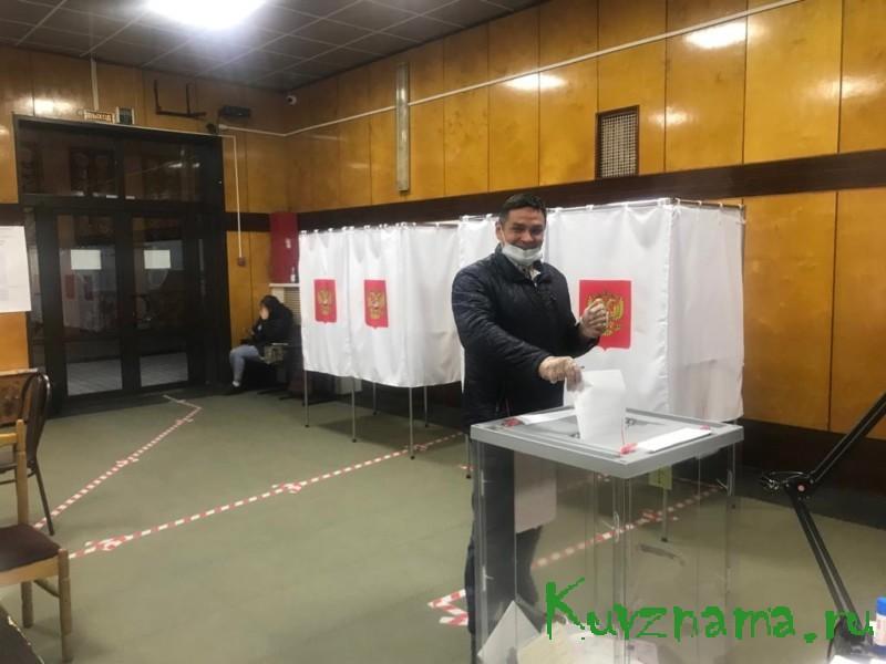 Заключительный день выборов проходит без нарушений