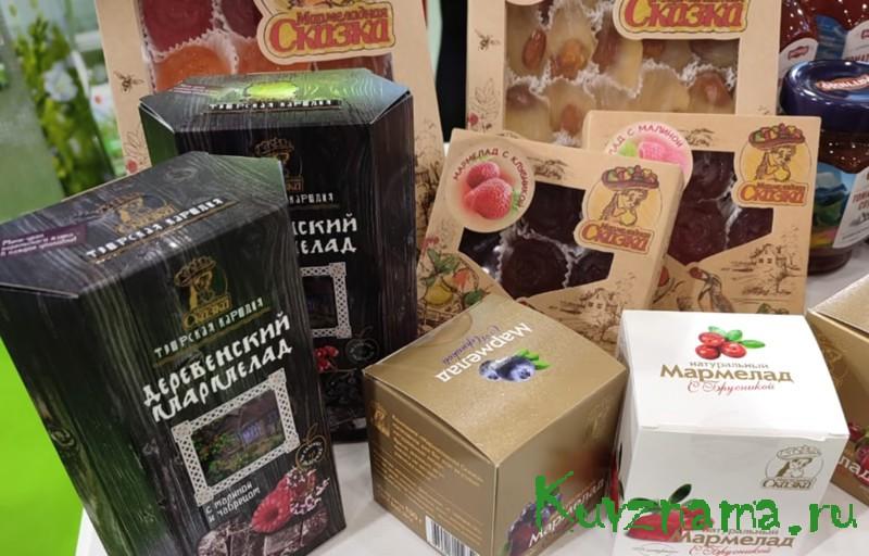 Тверскую область на выставке «Золотая осень» в Москве представляют более 25 предприятий агропромышленного комплекса